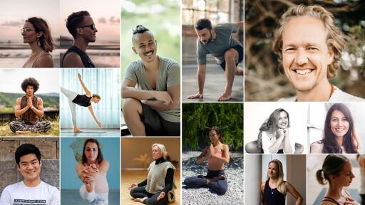 Das hochkarätige Line-Up des Yunion Yogafestivals
