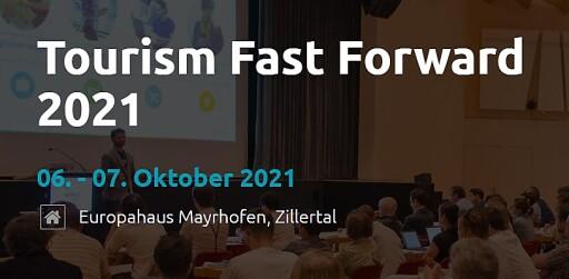 TourismFastForward Kongress 2021