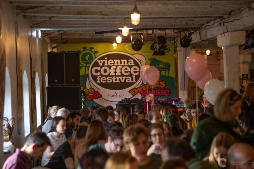 Vienna Coffee Festival 2021 von 8. bis 10. Oktober in der Wiener Ottakringer Brauerei