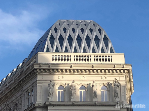 Hotel Motto von Arkan Zeytinoglu Architects