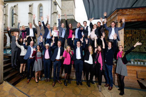 Kohl & Partner Group, Impulstage 2019 in Maria Alm